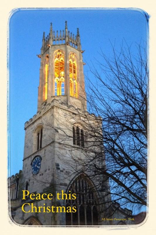 Image of All Saints Pavement, York