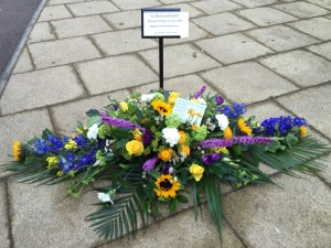 Flowers for Warwick